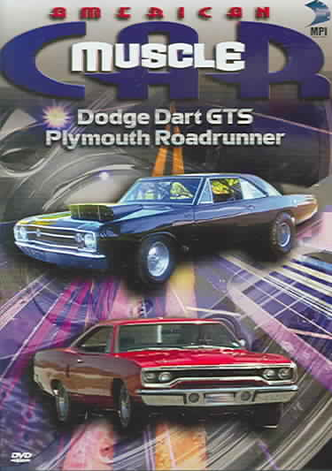 AMERICAN MUSCLE CAR:DODGE DART GTS PL BY AMERICAN MUSCLE CAR (DVD)